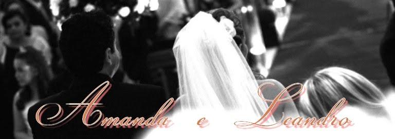 Amanda e Leandro