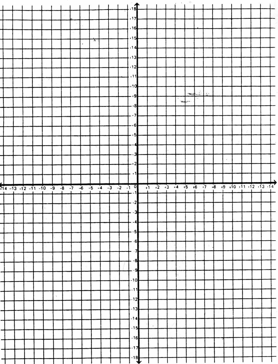 Graph Paper Template With X Y Axis Printable graph paper 1cm isometric ...