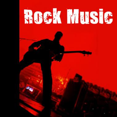 Berikut beberapa aliran besar dalam musik rock