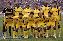 Squad Sriwijaya FC 2008 - 2009