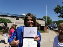 Megan's Graduation
