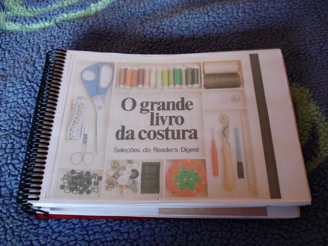 Cantinho da Susi: o grande livro da costura