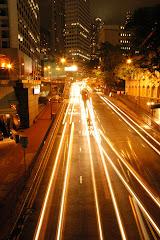 香港的街道