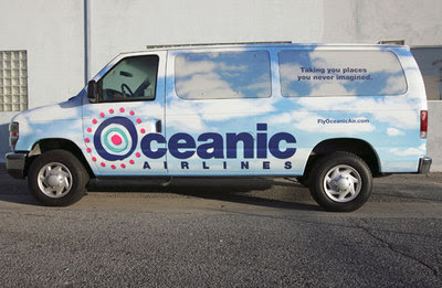 oceanic airs van