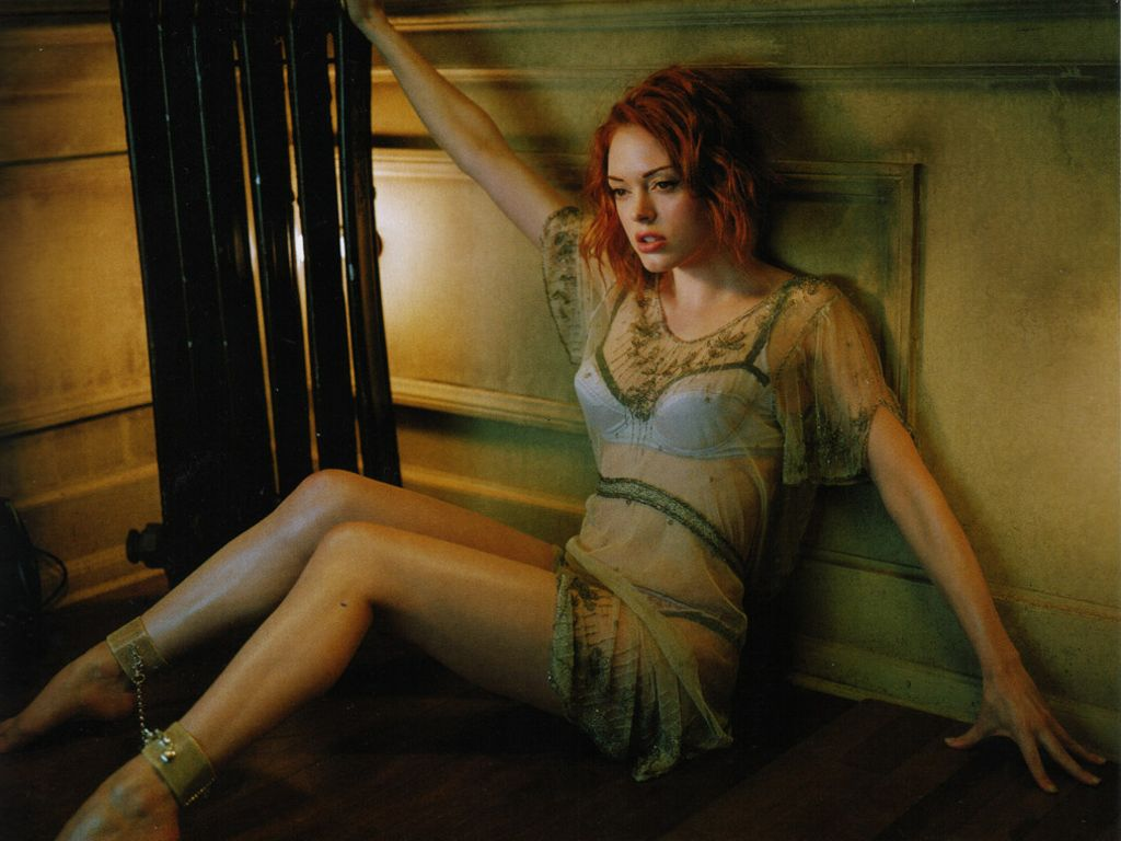 rose mcgowan fhm