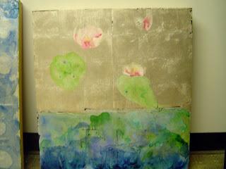 lotuses Coalescing