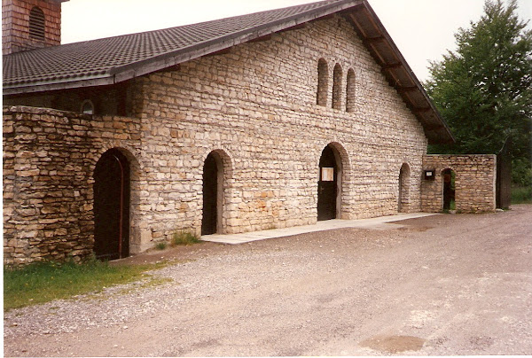 The Sanctuary-The Church at the Entrance