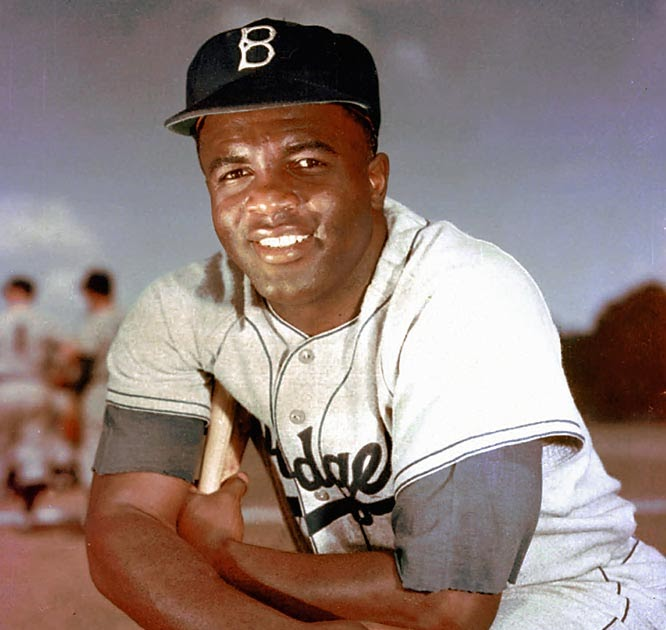 a biography of jack jackie roosevelt robinson the first african american to play in major league bas Jack roosevelt robinson was born on january 31, 1919, in cairo, georgia breaking the color barrier, jackie robinson became the first african-american to play in baseball's major leagues the youngest of five children, robinson was raised in relative poverty by a single mother.