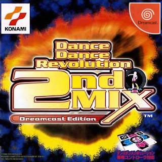 Dance Dance Revolution 2nd Mix (Dreamcast Edition) - Sega Dreamcast