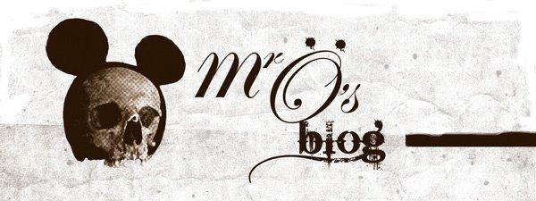 Mr Ö's Blog