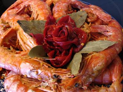 rosa pimiento comida flor