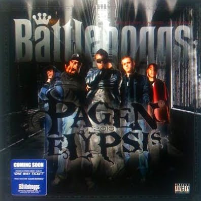Battlehoggs, The - Official Mixtape Volume 1