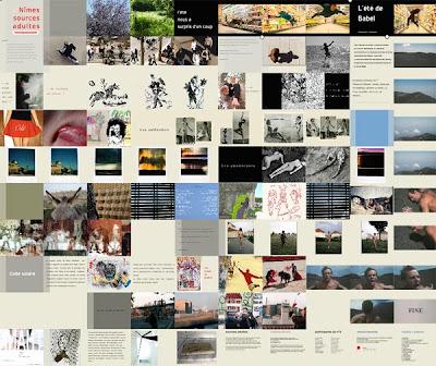 mosaic 600 Voila lETE : Nîmes Sources Adultes n°6