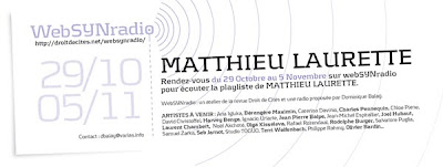 mlaurette websynradio 600 fr Rendez vous webSYNradio octobre 09