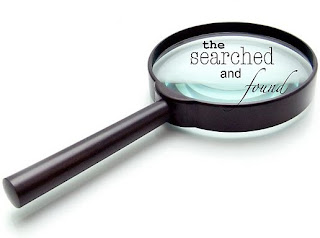 The Searched and Found Blog