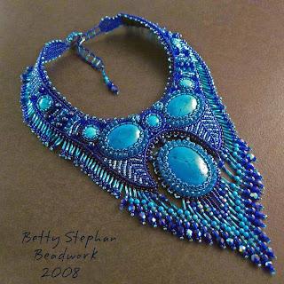 Betty Stephan Beadworks shop on Etsy