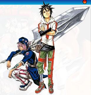 Blazer Drive Anime