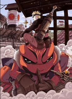Naruto Summonings Anime