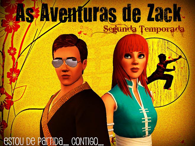 As Aventuras de Zack Segunda Temporada