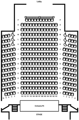 Orchestra+seating+arrangement