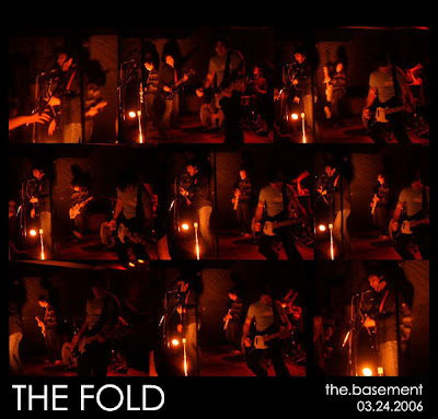 the fold live poster