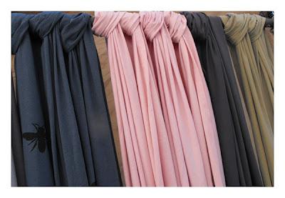 scarves photo