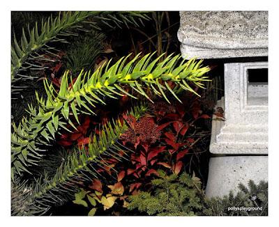 garden pagoda photo