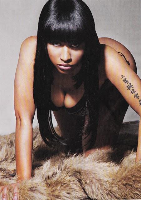 Nicki Minaj King Magazine 2010. Nicki Minaj King Magazine 2010