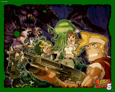 #7 Metal Slug Wallpaper