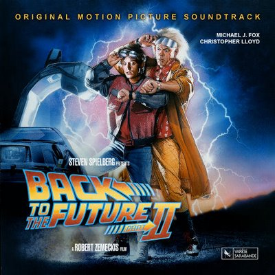 Back to the future 2 เจาะเวลาหาอดีต HD 1989
