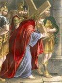 JESUS A CAMINHO DO CALVÁRIO