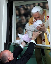 Santo Padre em  Portugal...