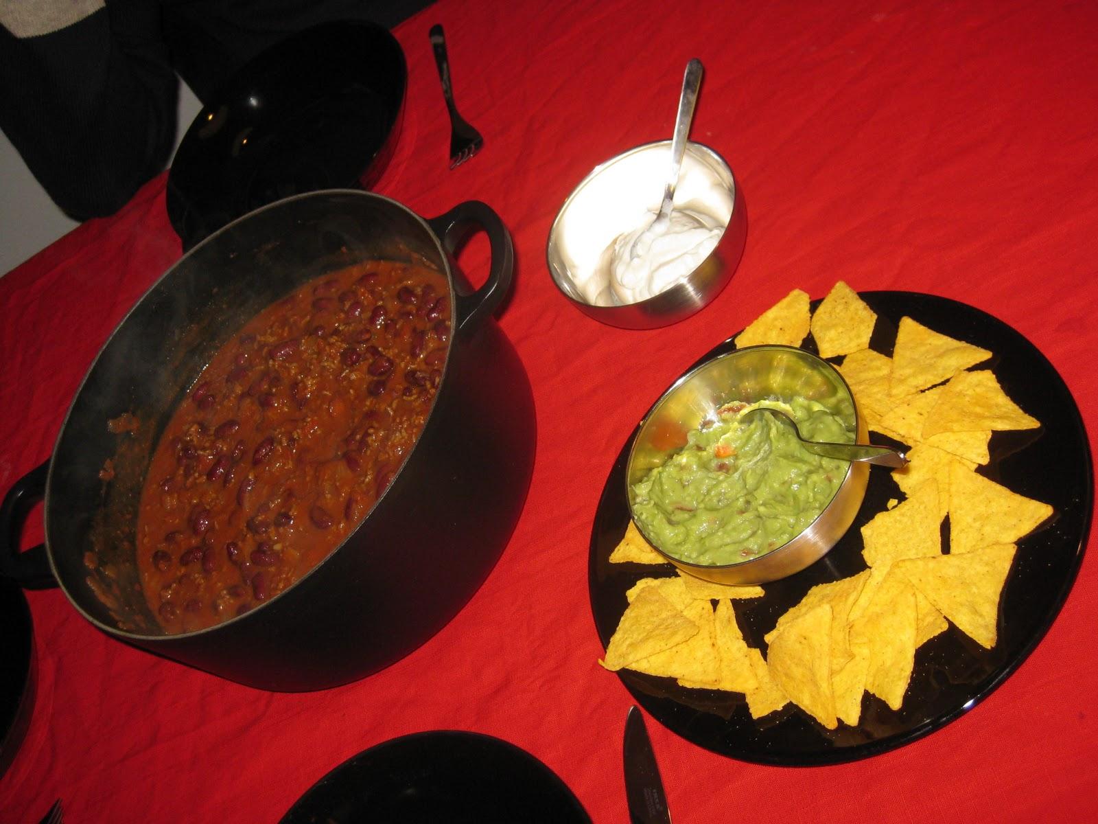 oliver chili con carne