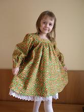 Авторская детская одежда