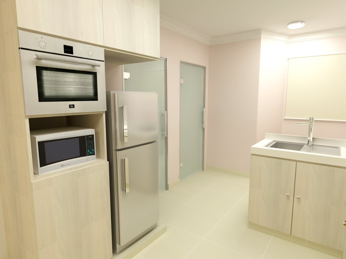 3 room hdb kitchen renovation design joy studio design gallery best design Best hdb kitchen design