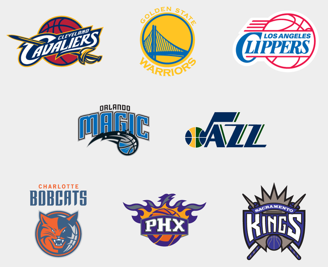 The NBA are making or jst altering new logos for the teams in the NBA ...: dblaye.blogspot.com/2010/05/new-nba-team-logos.html