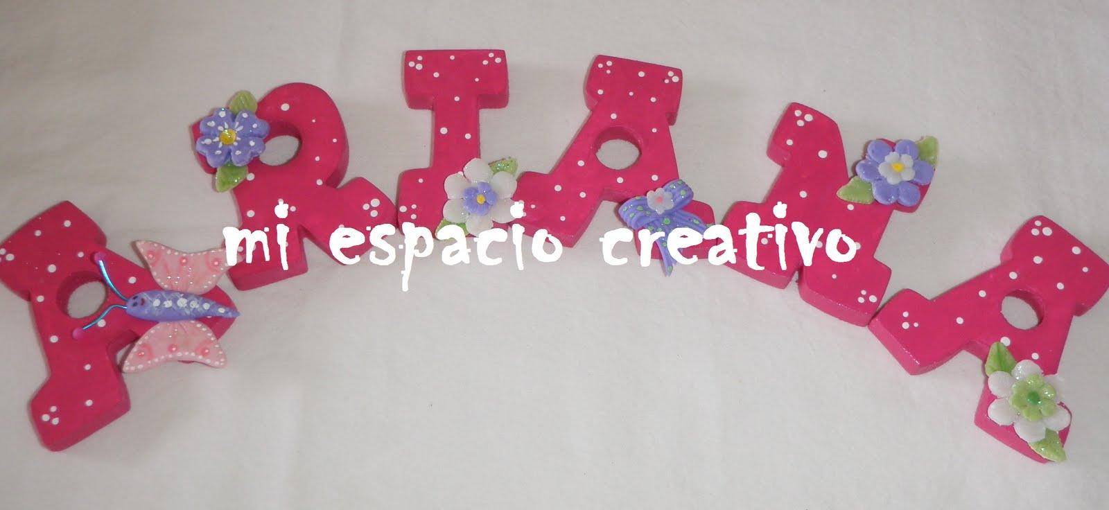 Decoracion letras country - Letras para habitaciones infantiles ...