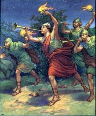 better be honest than nonsense: The Book of Judges