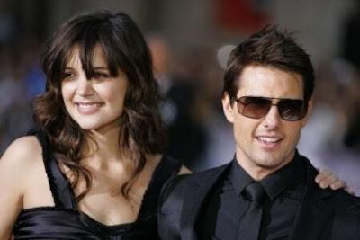 Juego para vestir a Tom Cruise y Katie Holmes