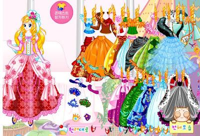 Moda y vestidos para la princesa María