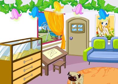 Decorar la habitación de las mascotas