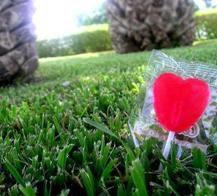 - ¿Y ese corazón?.