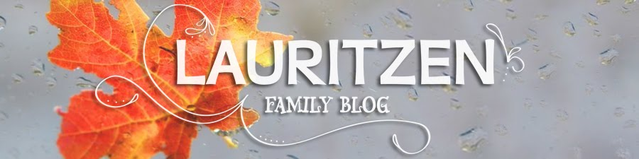 Lauritzen Family Blog