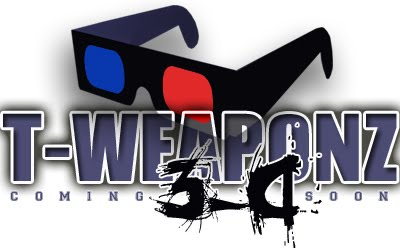 T-Weaponz 3D Album Coming Soon