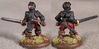 Thirty Years' War Imperial Cuirassier