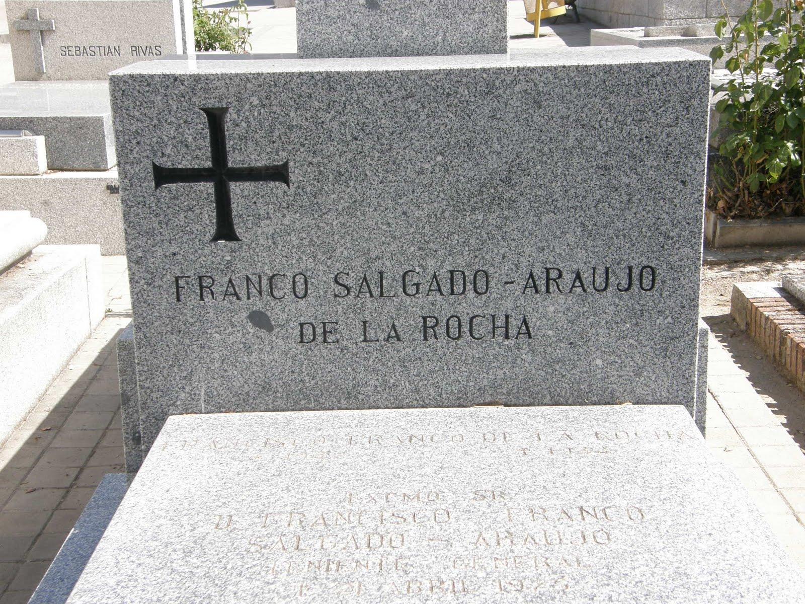 Memoria Virtual de El Pardo: Personalidades enterradas en