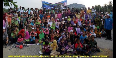 Gambar Family Day 2010 di Rumah Ngah Tom, Kg. Sematang Budi, Alor Setar, Kedah