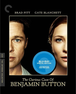 Curious Case Benjamin Button Blu-Ray