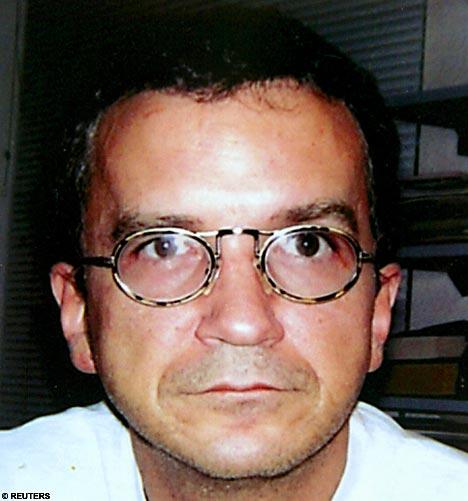 """Armin Meiwes """"El Caníbal de Rotenburgo"""" Brandes"""
