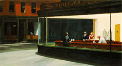 <i>Nighthawks</i> Edward Hopper, 1942